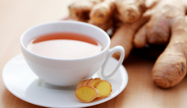 Ginger Root Tea (4 oz.)