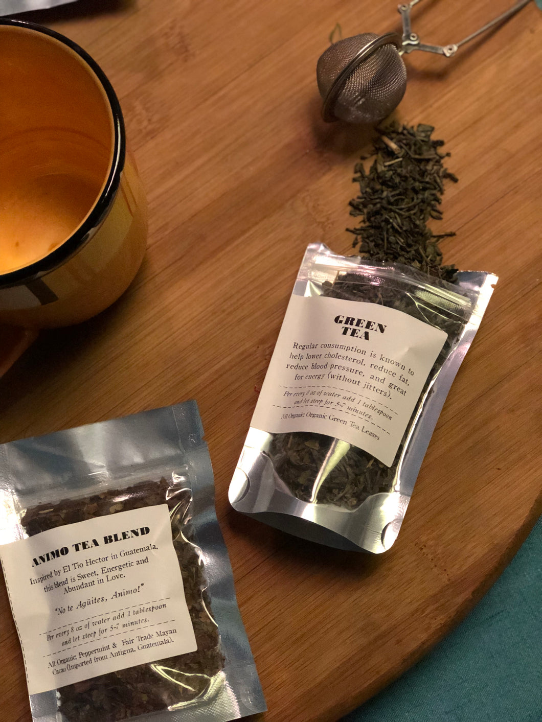 Mini Tea Blends