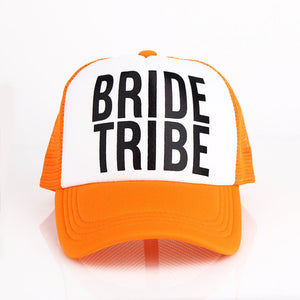 Bride & Bride Tribe Hats - Bliss Ever After