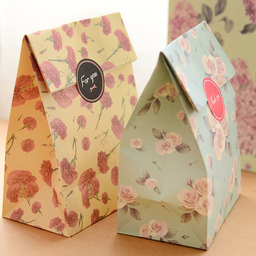 3 Piece Floral Gift Bags - Bliss Ever After