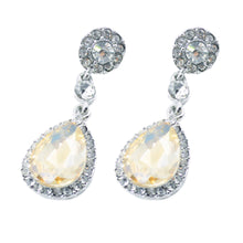 Crystal Drop Earrings - Bliss Ever After