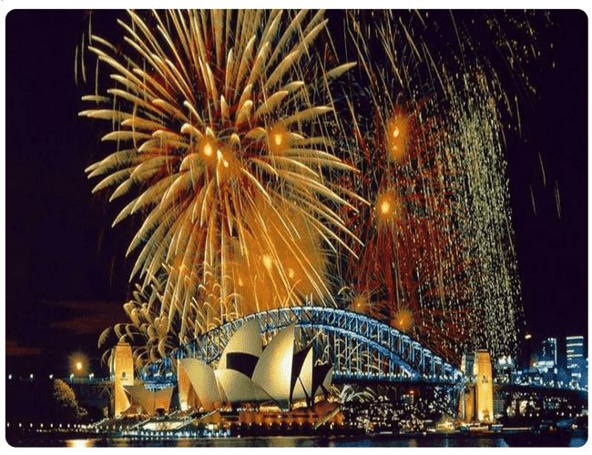 New Year's Eve at The Sydney Opera House - LOVIELO