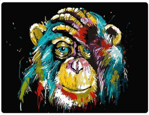 Multicolor Monkey - LOVIELO