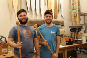 Carve a Canoe Paddle - December 5th & 6th, 2020