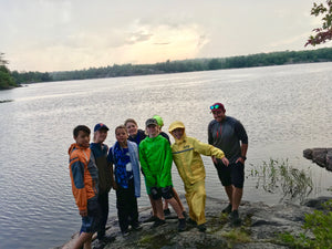 Boys Kawartha Highlands Canoe Trip - July 22rd-26th