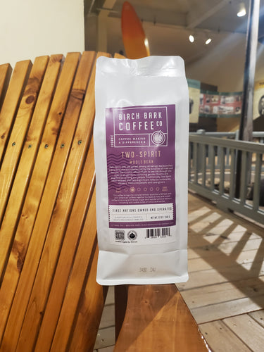 Two-Spirit Coffee (3/4lb)