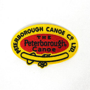 Peterborough Canoe Company Patch