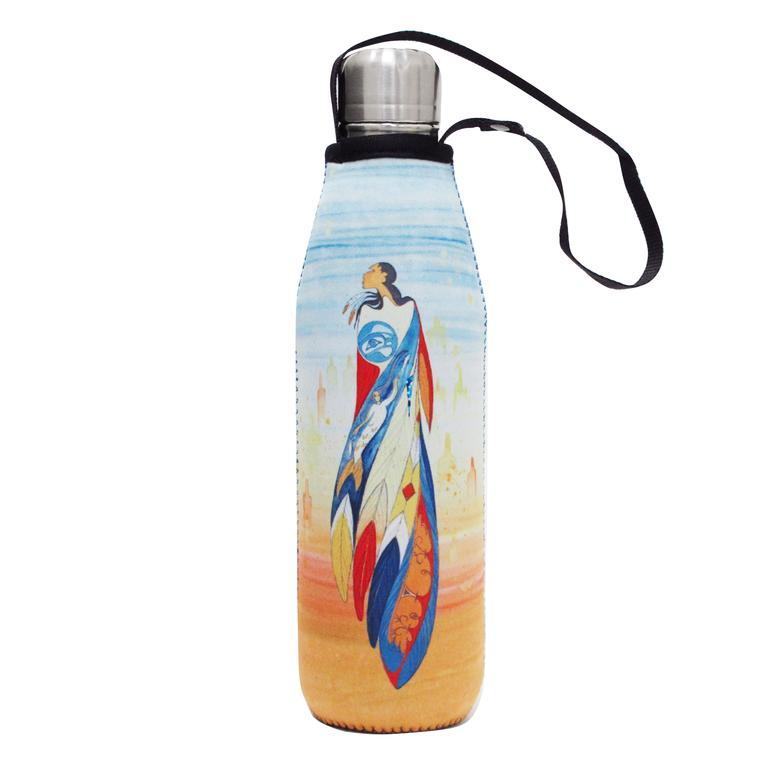 Not Forgotten Sleeve Water Bottle