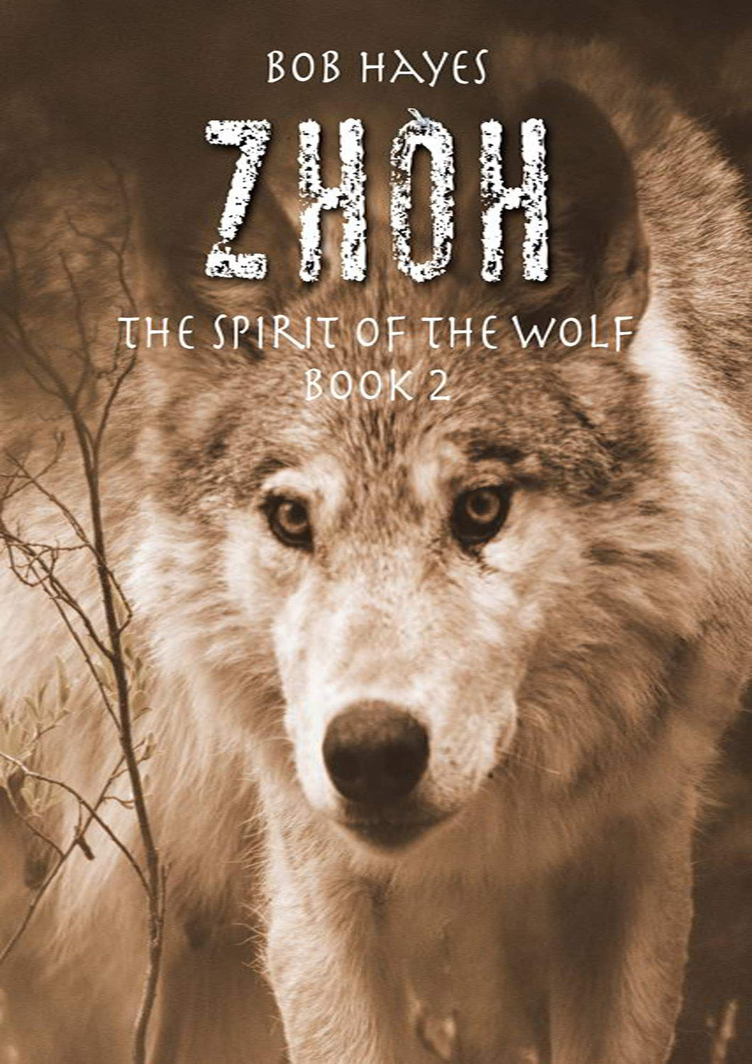Zhoh: The Spirit of the Wolf