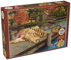 Lazy Days on the Dock Puzzle