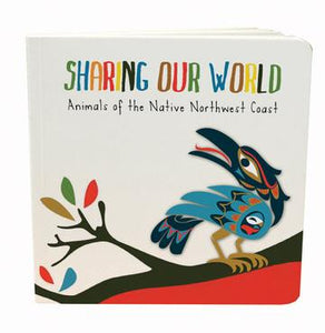 Sharing Our World - Board Book