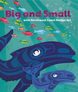 Big & Small - Board Book