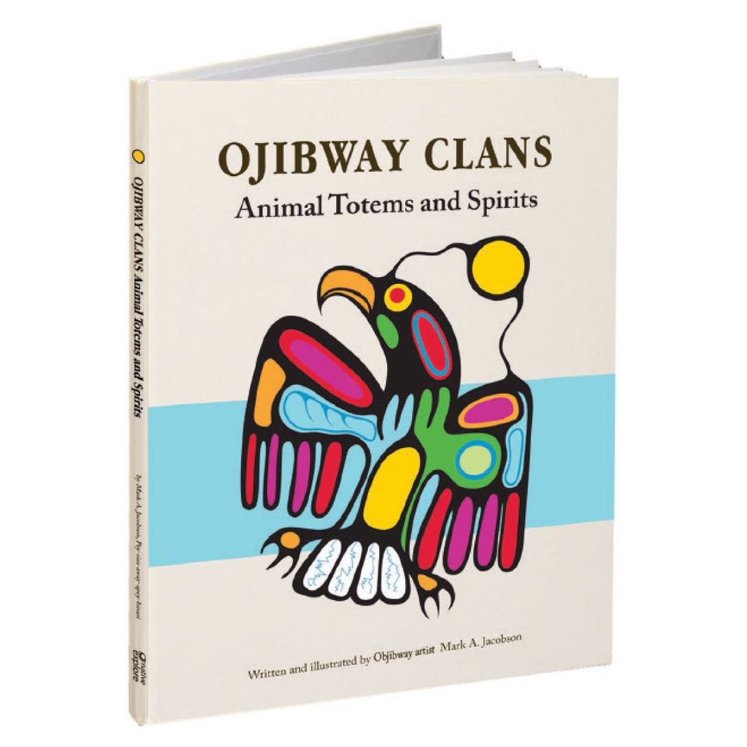 Ojibway Clans by Mark A. Jacobson