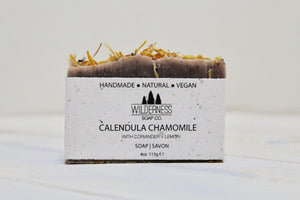 Calendula + Chamomile Soap Bar