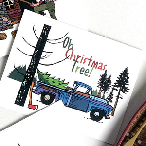Oh Christmas Tree! Card