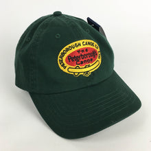 Load image into Gallery viewer, Peterborough Canoe Company Ball Cap Green