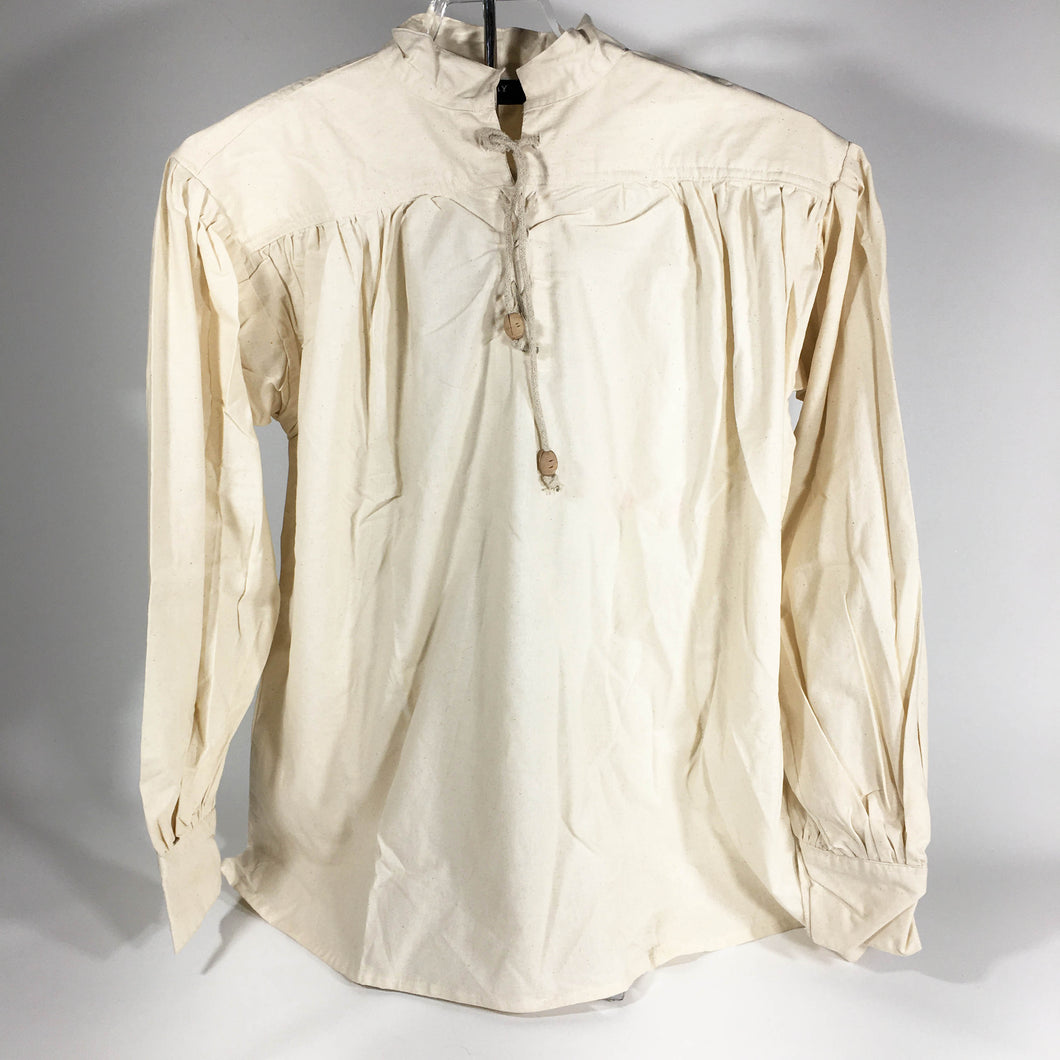 Long Sleeve Voyageur-Style Shirt