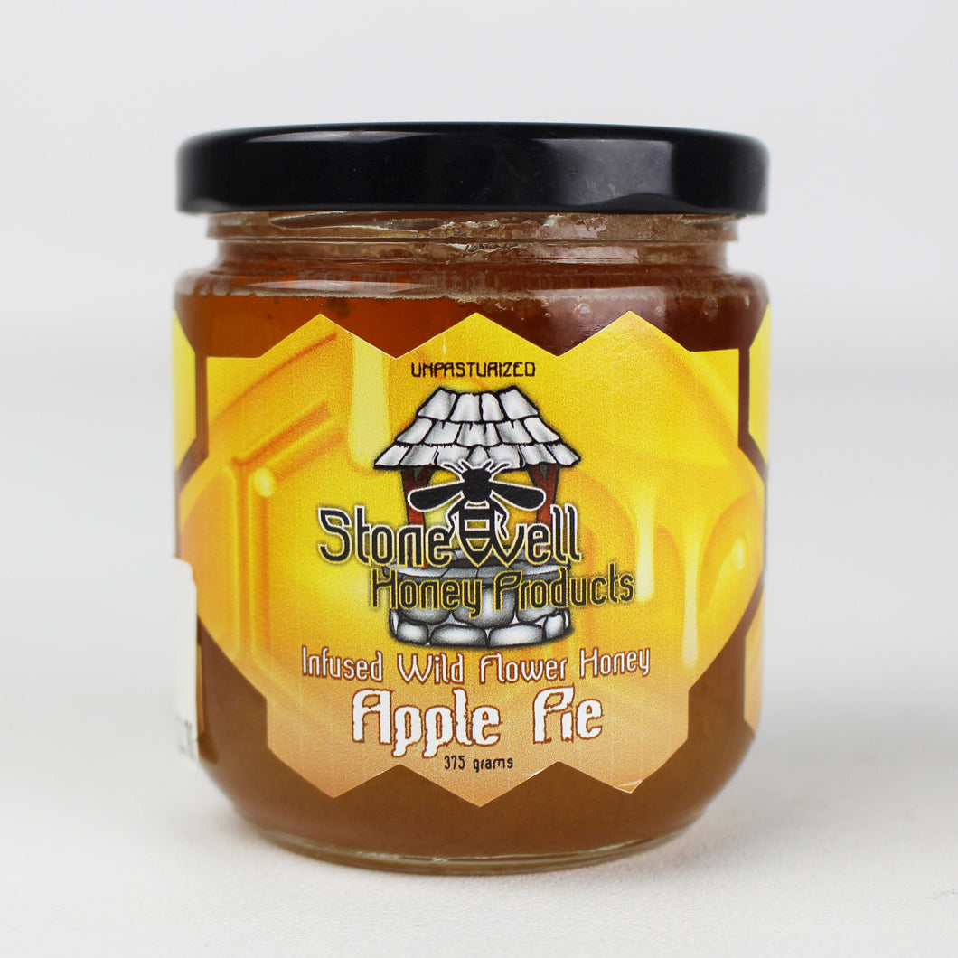 Apple Pie Honey
