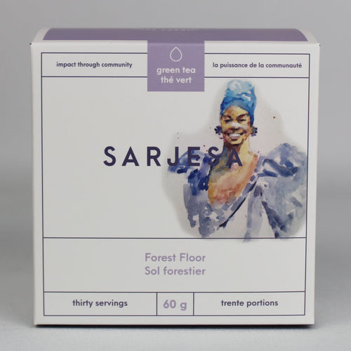 Sarjesa Forest Floor - Jasmine Green Tea