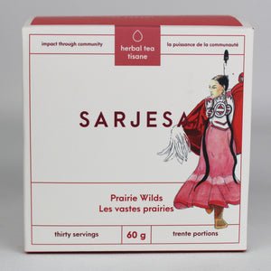 Sarjesa Prairie Wilds - Peppermint Tea