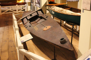 Decked Sailing Canoe 'Widgeon' ADOPTED by John Summers