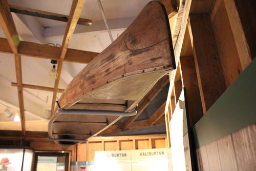 Payne Brothers Dugout Canoe