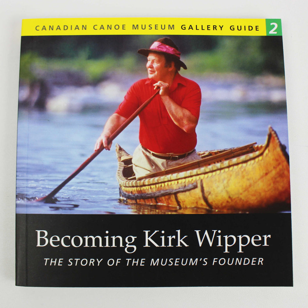 Gallery Guide V2 - Becoming Kirk Wipper