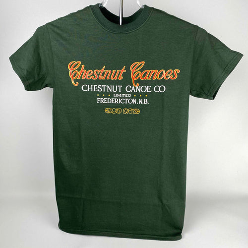 Chestnut Canoe Company Shirt Green