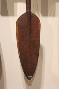 Paddle - Samoa, Polynesia - ADOPTED in honour of Bill Hayes