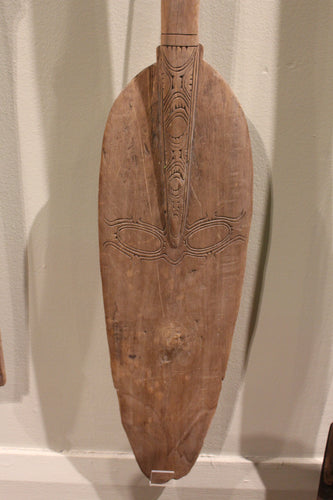 Paddle - Lower Sepik River - ADOPTED for Patrick Duvals
