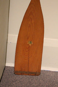 Paddle - Walter Dean - ADOPTED FOR RON HAYHOE