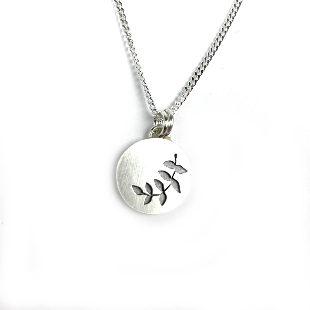 Rowan Tree T-Shirt Pendant