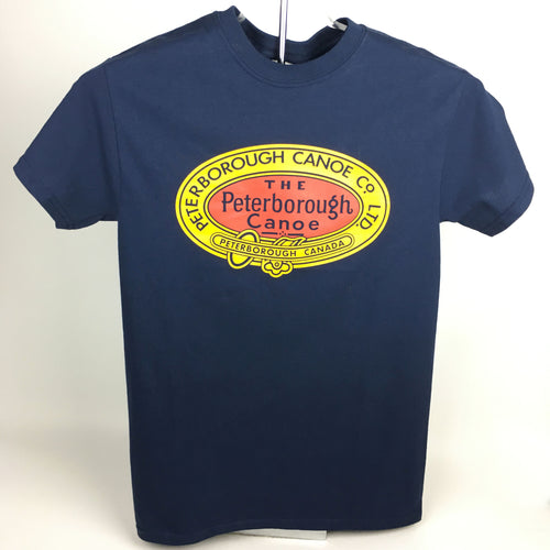 Peterborough Canoe Company Shirt Navy