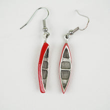 Load image into Gallery viewer, Canoe Earrings