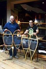 Weave a Pair of Snowshoes - November 2nd and 3rd, 2020