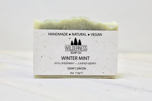 Winter Mint Soap Bar - Special Edition!