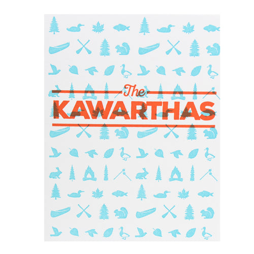 The Kawarthas Note Card