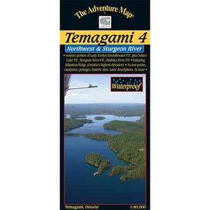 Temagami 4 - Northwest & Sturgeon River