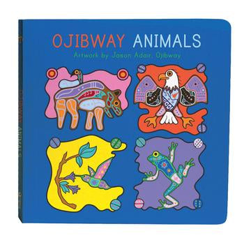 Ojibway Animals - Board Book