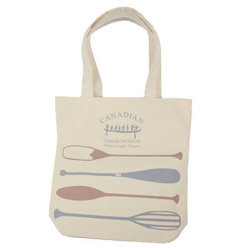 Canadian Canoe Museum 'Paddle Party' Tote