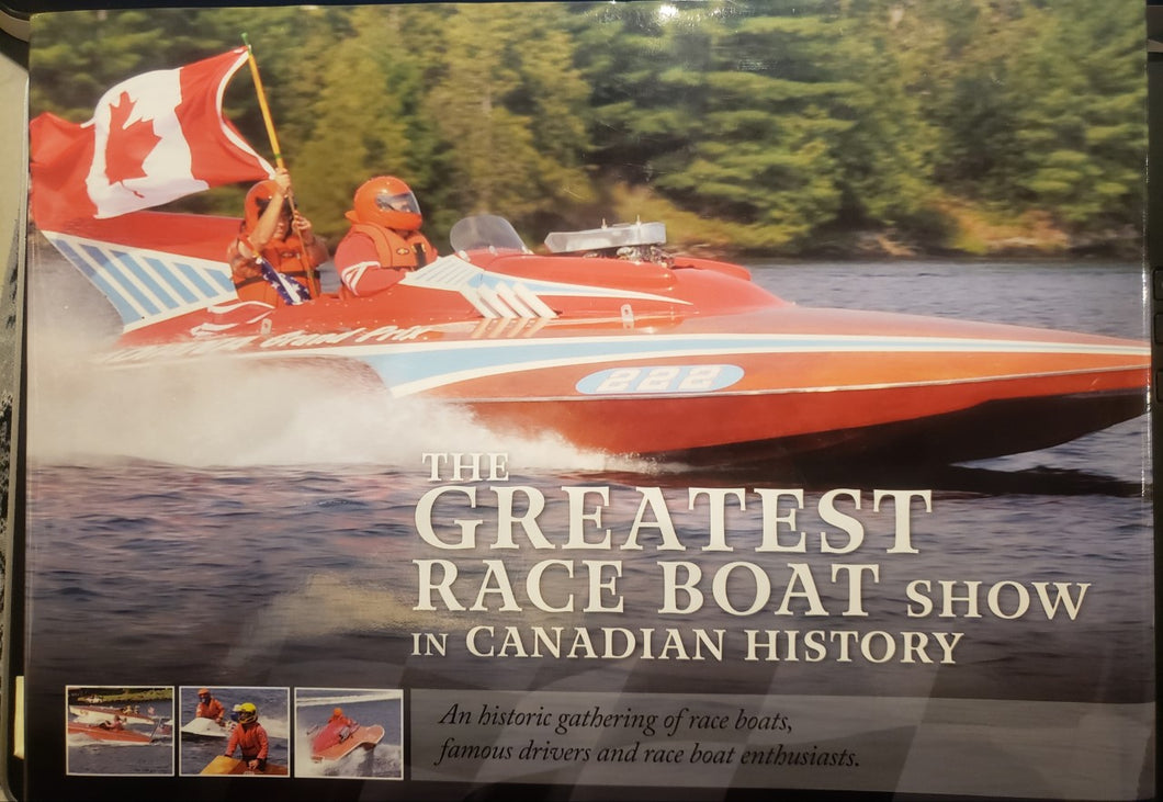 Greatest Race Boat Show