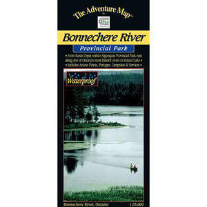 Bonnechere River Map
