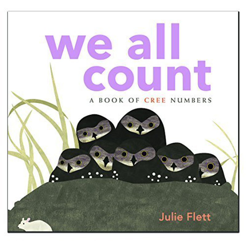 We All Count - Book of Cree Numbers