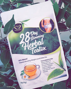 28 Day Slimming Herbal Teatox