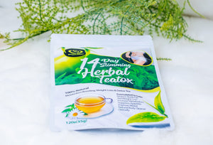 14 Day Slimming Herbal Teatox