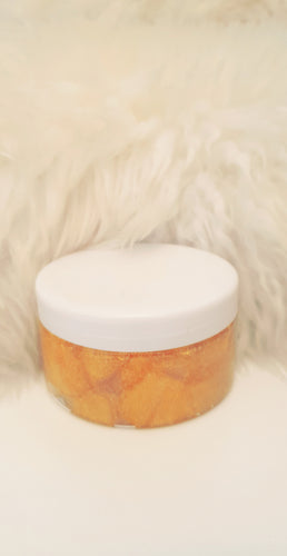 24 Karat Gold Face Scrub