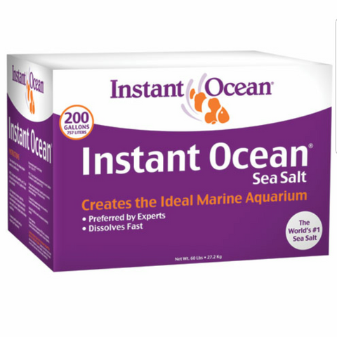 Instant Ocean 200 Gallon Mix (box) (delivery only)