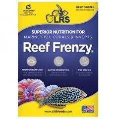 LRS Fish Frenzy Chunky 8oz (delivery only)