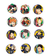 1pcs  58MM  Haikyuu Badges - Kawainess
