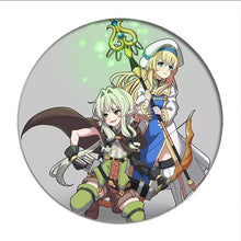 Goblin Slayer Badges for Backpacks or Clothes